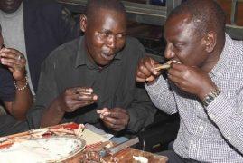 What Ruto Gave Nairobi Man After 'Nyamachoma' Feast