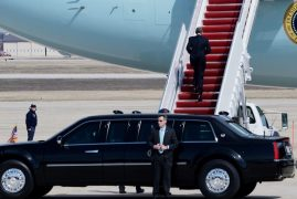 Video:ObamaHomeComing: 'POTUS interruptus' anxiety and uncertainity over expected disruptions
