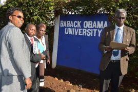 "Kenya Shuts Down Barack Obama University; Owner Claims He's In ""Talking Terms"" With US President"