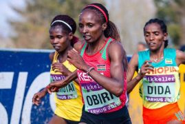 Seventh straight title! Hellen Obiri bags gold for Kenya in Denmark