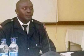 Police Officer Breaks into Song During Vetting