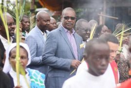 Kidero vows to unite all politicians ahead of August polls