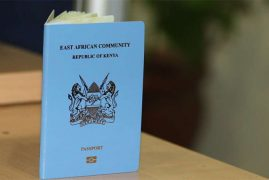 Kenyan passport is ranked 8th most powerful in Africa