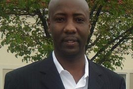 TRANSITION/DEATH ANNOUNCEMENT of Patrick Kariuki Njuguna of Haverhill, Massachusetts