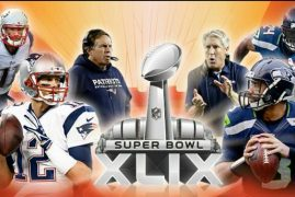New England Patriots Beat Seattle Seahawks 28-24 In Super Bowl XLIX