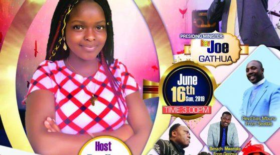 """Pauline Kimani CD Launch """"Nimahoya"""" Sunday June 16th 2019 @ 3PM Well of Worship Center 145 Broadway Rd Dracut,Massachusetts"""