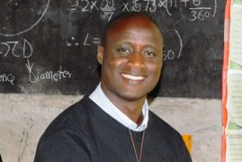 Kenya teacher from remote village crowned world's best, wins $1m
