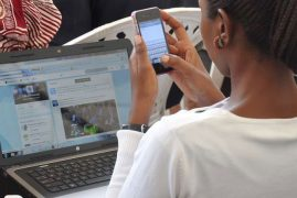 Huawei ranks Kenya top in Internet usage
