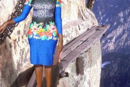 Video:Kenyan Photoshop Lady, Dream comes true;The power of Imagination
