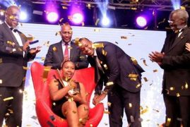 Real estate firm Diamond Property Merchants Limited wins Top 100 competition