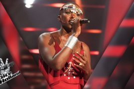 KENYA'S NEEMA SILAYIO STAMPS HER MARK AT THE VOICE HOLLAND – VIDEO