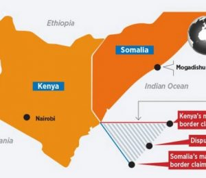 Kenya Seeks Out-of-court Settlement in Maritime Territory Dispute with Somalia
