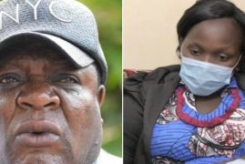 Agnes Wangui: Woman Who Stopped MP Justus Murunga's Burial Says She was a Hawker When They Met