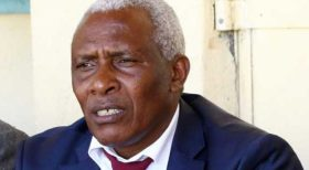 Renowned Kenyan poultry tycoon Dr. Thuo Mathenge is on the verge of losing several properties over Sh197 million debt.