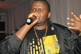 Kenyan Genge Singer Mejja over the Moon as His Song is Played During NBA Match in the US