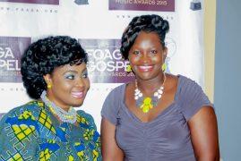 Gospel artist Mary Kaleli,Scoops Award; Fellowship of African Gospel Artists (FOAGA)