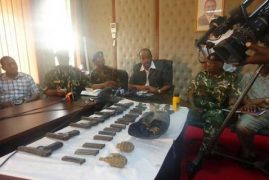 Kenya Police in Garissa arrest 6 Tanzanians heading to Somalia, recover weapons