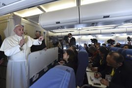 After Asia, Pope Francis announces first African trip