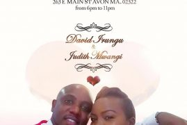 Pre-Wedding: We invite you to celebrate our happiness June 16 2018 @ VFW Avon,MA Time 6Pm to 11Pm
