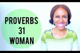 Unpackaging the strange woman in Proverbs 31