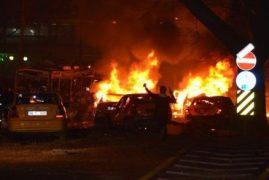 Car Bomb in Turkey's Capital Kills at Least 27, Wounds 75