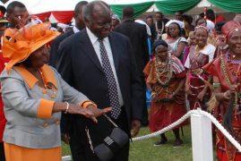 Lucy Kibaki's body to arrive in Kenya Sunday morning