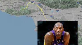 "Kobe Bryant pilot was warned ""you are too low"" by air traffic control before crash"