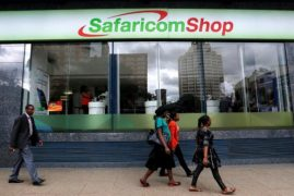 Kenya's Safaricom launches Little Cab app to rival Uber
