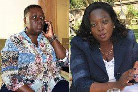 RAILA'S SISTER BACKS UHURU'S KIN FOR NAIROBI JOB