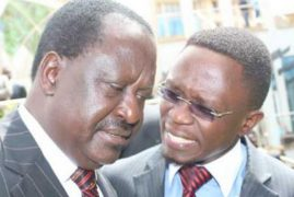 Ababu Hits Raila With 3 Conditions Before Talks