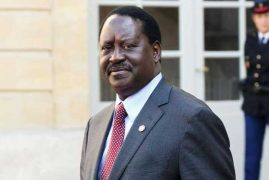 Raila Issues One Condition to President Uhuru for Him to Participate in Repeat Elections