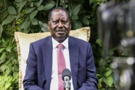 Raila congratulates the people of Malawi on the successful and peaceful presidential election