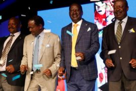 """""""RAILA ODINGA IS NOT THE ANSWER TO KENYA'S WOES AND HERE IS WHY"""""""