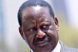 Raila Takes Fight against Uhuru's Presidency to the United Nations