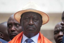 Think-tank confirms organising Raila's recent tour to the US