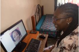Feature: Kenyan families eagerly await reunion