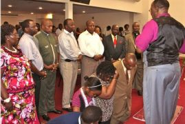 Kenyan Bishop Lauds Pastors Fellowship in America