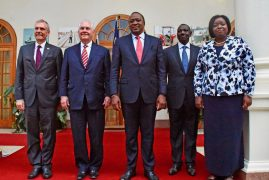 Africa: Press Availability With Kenyan Foreign Minister Monica Juma