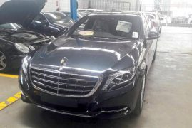 PHOTOS – 17 Most Expensive Cars Spotted on Kenyan Roads