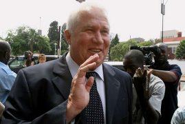 Zimbabwe opposition figure Roy Bennett dies in US chopper crash