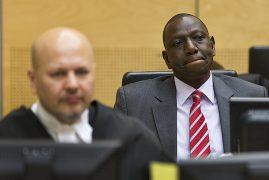 ICC to rule next week on bid to throw out Kenya Ruto case