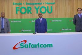 Safaricom Ranked East Africa's Most Valuable Firm