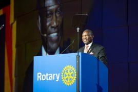 Rotary President-elect Sam F. Owori dies