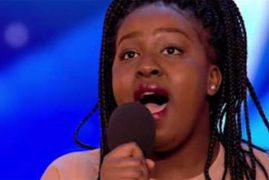 What Simon Cowell' golden buzzer means to Sarah Ikumu