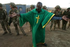 In pictures: Scots soldiers on exercise in Kenya