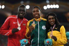 Kenyan 800m runner slams Semenya testosterone ruling