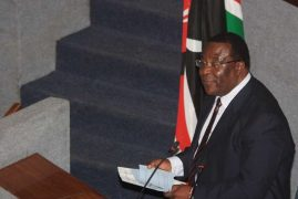 Speaker Ethuro pushes senate special sitting on election laws to January 5