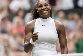 Video:Serena Williams wins Wimbledon singles final to capture 22nd major tennis title