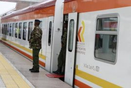 Kenya to receive 10 freight carriages for SGR