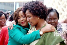 Taveta MP Naomi Shaban decamps from Jubilee
